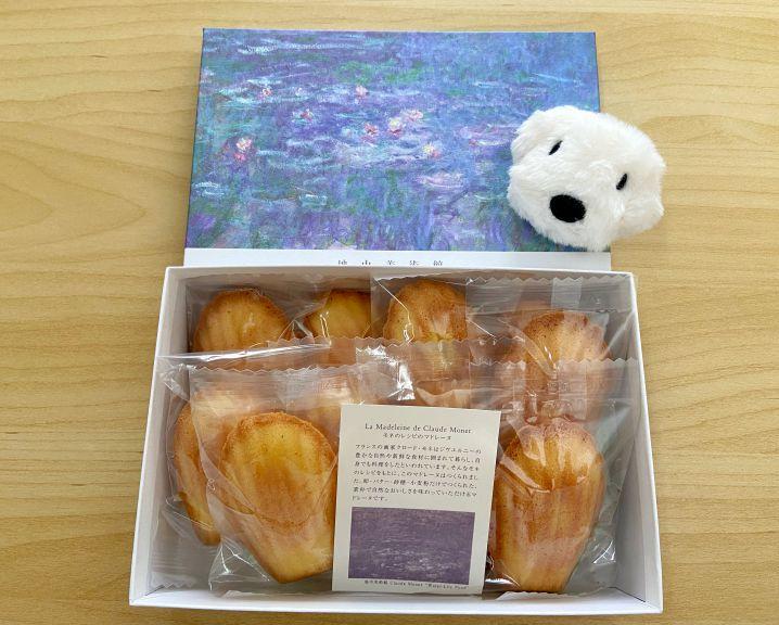 ベネッセHD 株主優待 カタログ選択品 モネのレシピのマドレーヌ